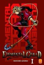 Elemental Gerad T1, manga chez Kami de Azuma