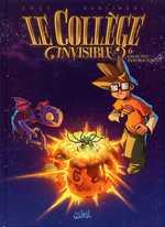Le collège invisible T6 : Galactus destructor (0), bd chez Soleil de Ange, Donsimoni, Giumento