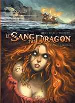 Le sang du dragon T2 : La pierre de Gaëldenn (0), bd chez Soleil de Istin, Michel, Cordurié