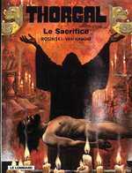 Thorgal T29 : Le sacrifice (0), bd chez Le Lombard de Van Hamme, Rosinski