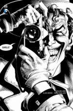 Batman - The Killing Joke : Edition noir et blanc 75 ans (0), comics chez Urban Comics de Moore, Bolland
