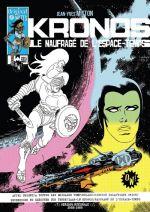 Kronos : Le naufragé de l'espace-temps (0), comics chez Original Watts de Mitton