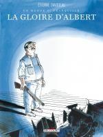 Un Monde si tranquille T1 : La Gloire d'Albert (0), bd chez Delcourt de Davodeau