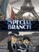 Special Branch T5 : Paris la noire (0), bd chez Glénat de Seiter, Hamo