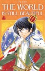 The world is still beautiful T2, manga chez Delcourt de Shiina