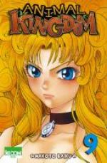 Animal kingdom T9, manga chez Ki-oon de Raiku