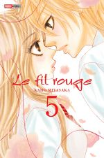 Le fil rouge T5, manga chez Panini Comics de Miyasaka
