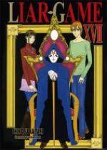 Liar game T17, manga chez Tonkam de Kaitani