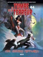 La tombe de la terreur T4, comics chez Wetta de Hoffman