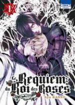 Le Requiem du roi des roses  T1, manga chez Ki-oon de Kanno