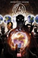 The New Avengers (vol.3) T1 : Tout meurt (0), comics chez Panini Comics de Hickman, Epting, d' Armata