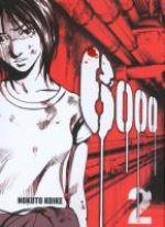 6000 T2, manga chez Komikku éditions de Koike