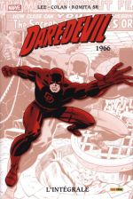 Daredevil : L'intégrale T2 : 1966 (0), comics chez Panini Comics de Lee, O'neil, Colan, Romita Sr, Kirby, Collectif