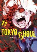 Tokyo ghoul T11, manga chez Glénat de Ishida