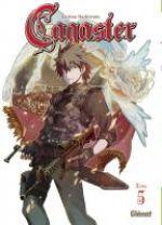 Cagaster T5, manga chez Glénat de Hashimoto