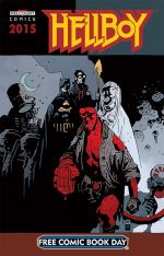 Free Comic Book Day - Delcourt Comics T2 : Hellboy (0), comics chez Delcourt de Robinson, Azaceta, Hester, Laird, Kirkman, Green II, Nauck, Mignola, Hollingsworth, Rauch, Mason, Breitweiser