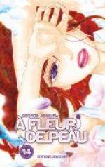A fleur de peau T14, manga chez Delcourt de Kusakawa, Asakura