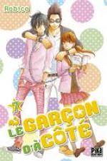 Le garçon d'à côté T7, manga chez Pika de Robico