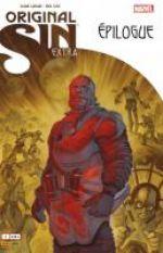 Original Sin – Extra, T3 : Epilogue (0), comics chez Panini Comics de Kot, Latour, Cisic, Geoffo, Kelly, Mast, Chuckry, Loughridge, Tedesco