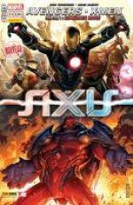 AXIS - Avengers & X-Men T1 : Suprémacie Rouge (0), comics chez Panini Comics de Remender, Kubert, Milla, Martin, Cheung