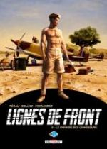 Lignes de front T6 : Le Paradis des chasseurs (0), bd chez Delcourt de Pécau, Dellac, Fernandez