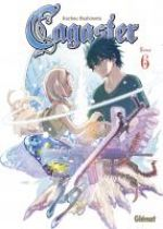Cagaster T6, manga chez Glénat de Hashimoto