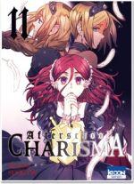 Afterschool charisma T11, manga chez Ki-oon de Suekane
