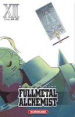 Fullmetal Alchemist - edition double T12, manga chez Kurokawa de Arakawa