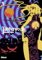 Jabberwocky T3, manga chez Glénat de Hisa