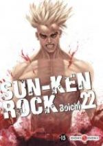 Sun-Ken Rock – Edition simple, T22, manga chez Bamboo de Boichi