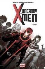 Uncanny X-Men T1 : Révolution (0), comics chez Panini Comics de Bendis, Bachalo