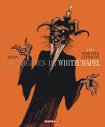 Le Magicien de Whitechapel T2 : Vivre pour l'éternité (0), bd chez Dargaud de Benn, Matterne