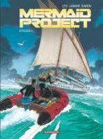 Mermaid project T4, bd chez Dargaud de Léo, Jamar, Simon