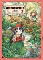 Minuscule T2, manga chez Komikku éditions de Kashiki