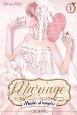 Mariage mode d'emploi T1, manga chez Soleil de Fujii
