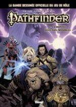 Pathfinder T1 : La montée des eaux troubles (0), comics chez Glénat de Zub, Huerta, Campbell