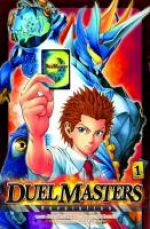 Duel masters revolution  T1, manga chez Tonkam de Kanzaki, Takahashi