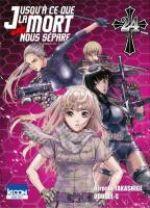 Jusqu'à ce que la mort nous sépare T24, manga chez Ki-oon de Takashige, Double-s