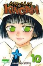 Animal kingdom T10, manga chez Ki-oon de Raiku