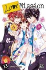 Love mission T13, manga chez Pika de Toyama