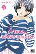 A Town where you live T18, manga chez Pika de Seo
