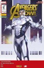 Avengers Now T1 : Le commencement (0), comics chez Panini Comics de Aaron, Remender, Taylor, Cinar, Immonen, Dauterman, Gracia, Wilson, Guru efx, Christopher, Choi
