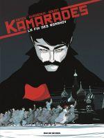 Kamarades T1 : La fin des Romanov (0), bd chez Rue de Sèvres de Dusséaux, Abtey, Goust