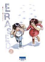 Erased T5, manga chez Ki-oon de Sanbe