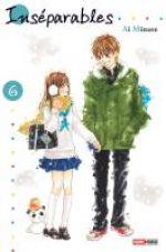 Inséparables  T6, manga chez Panini Comics de Minase