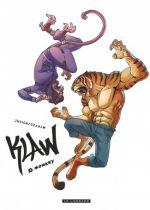 Klaw T5 : Monkey (0), bd chez Le Lombard de Ozanam, Jurion, Guillé