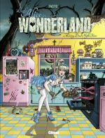Little Alice in Wonderland T2 : Living Dead Night Fever (0), bd chez Glénat de Tacito, Lecocq, Svart