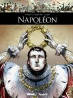 Napoléon T2, bd chez Glénat de Simsolo, Fiorentino
