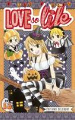Love so life T13, manga chez Delcourt de Kouchi