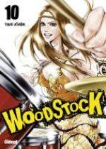 Woodstock T10, manga chez Glénat de Asada